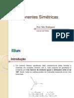 Aula 04 - Componentes Simétricas.pdf