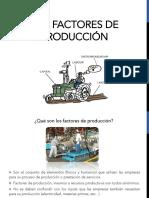 4. Factores de producción