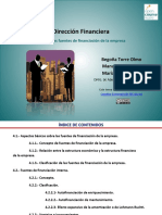 Tema 4 - Fuentes de Financiacion
