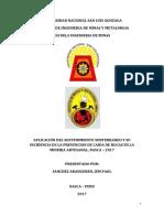 TESIS SOSTENIMIENTO SUBTERRANEO ARTESANAL TERMINADO.docx