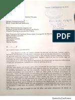 Denuncia contra profesores Colegio Rauch