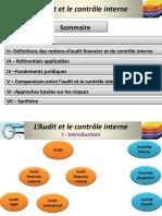 Audit Controle Interne