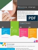 Ppt Rhinitis Alergi