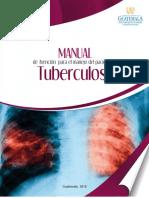 Manual Final Para El Manejo Del Paciente Tb