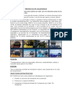 Proyecto Mi Teleferico (Davidd Fernandez Torrico)