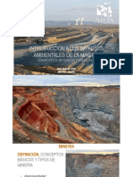 Impactos ambientales de la minería de carbón