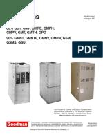 HVAC GOODMAN GMP075.pdf