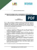 Zoneamento, parcelamento, uso e ocupação do solo (São Luís)