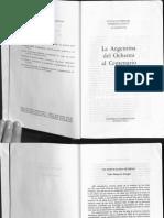 Halperin Donghi -La Argentina Del 80 Al Centenario