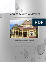 Agape Family Ministries