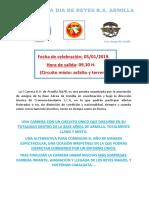 Normativa BA-I Carrera de Reyes