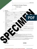 Contract Inchiriere Proces Verbal Predare Spatiu