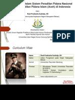Kuliah Umum Spp Dan Sppi Di Uin Bandung