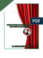 Guia Metodologica de Teatro 3º Basico