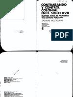 Moutoukias Contrabando y Control Colonial en El Siglo XVII (Entero)
