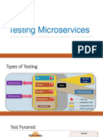 Testing Microservices