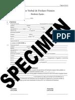Contract Inchiriere Proces Verbal Restituire Spatiu