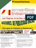 AMARILLAS INTERNET (Las Paginas Amarillas del Internet)