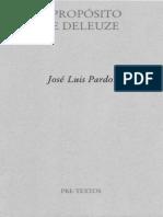 A PROPOSITO DE DELEUZE, Pardo.pdf