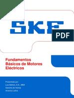 Fundamentos Basicos Eléctricos de Motores SKF