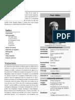 #Biografía de Paul Valéry