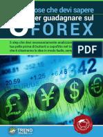 eBook 5 Cose Che Devi sapere sul Forex