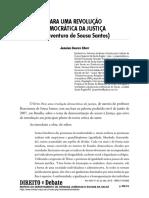 Santos, Boav. para uma revolução da justica.pdf