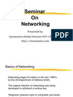 Seminar Networking