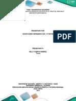 Diagnóstico Solidario Cátedra Región 2 Parte.