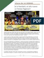 Origenes de la Navidad y el año nuevo - Dos fiestas paganas.pdf