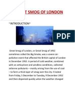 GREAT SMOG OF LONDON.doc