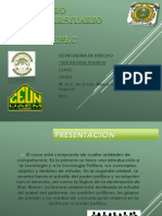 SEMANA 11 Formacion Del Expediente Constitucional