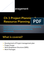 PM Ch 3 Resource Planning