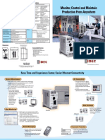 IDEC WebServer Brochure