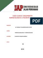 Caso Clinico DE ENDOCARDITIS