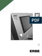 Erbe VIO 300d Manual