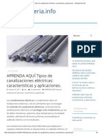 APRENDA AQUÍ Tipos de canalizaciones eléctricas_ características y aplicaciones. - todoingenieria.pdf
