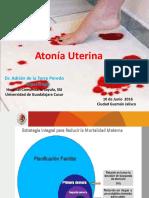 Atonia uterina 1