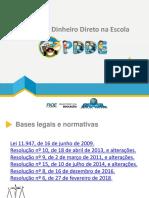 Slides - PDDE Execução_Prestação de Contas_Inovações - 07-02-2018
