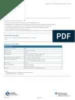 sigmarine-24 Technical Data Sheet