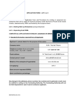 Annex a2 Lot 2 and 3 Revised Checklist