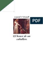 Laurel O'Donnell - El Honor de Un Caballero