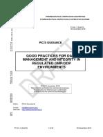 PI 041 1 Draft 3 Guidance on Data Integrity 1