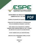 T-ESPE-Valoracion d Empresas Constructora