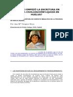 Vazquez Hoys () Historia Escritura[1]