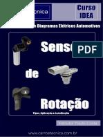 Sensor de Rotação Tipos, Localização & Aplicação