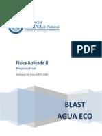 Corregir Trabajo Escrito Blast Agua Eco Fisica 2