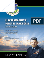 Electromagnetic Defense 2018 Report