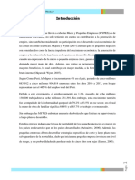 Mypes en La Economia Peruana