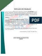 certificados mecanica